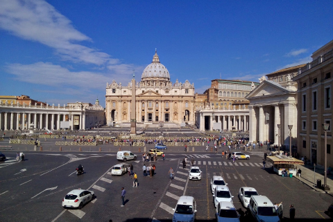 Rome-StPeters